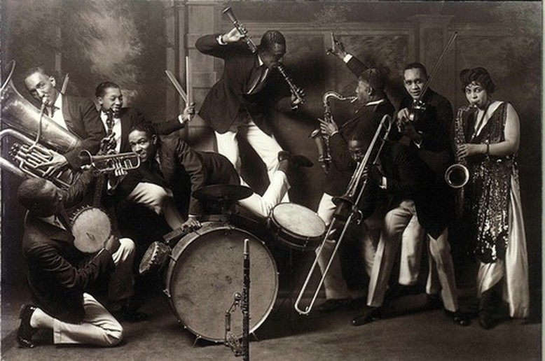 Early Jazz Bands And Jug Bands Photo Gallery