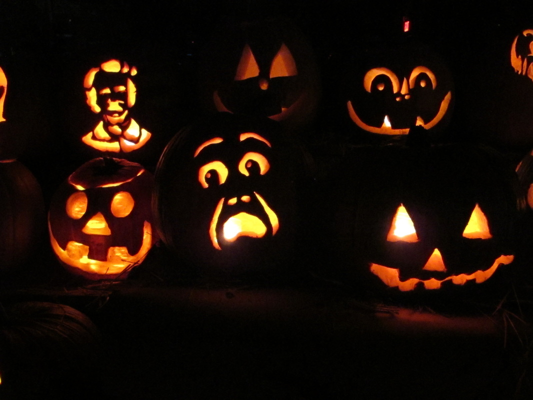 Jack o lanterns of woodstock ny